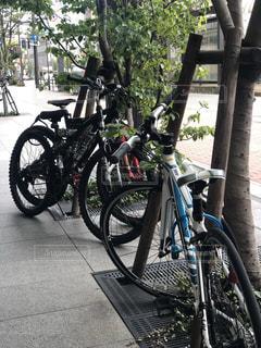 街中サイクリングの写真・画像素材[3611814]