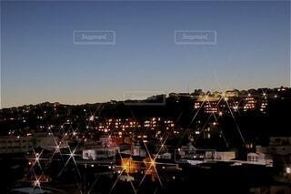 街の灯りの写真・画像素材[3623341]