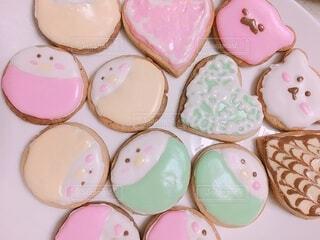 アイシングクッキーの写真・画像素材[3626659]