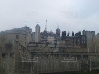 ロンドン塔の写真・画像素材[3681370]