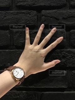 時計の手の写真・画像素材[790979]