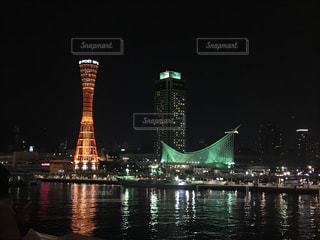 神戸港の写真・画像素材[2724854]