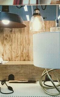木製のテーブルの写真・画像素材[3653531]