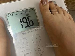 BMIの写真・画像素材[3685493]
