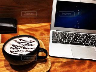 カフェの写真・画像素材[618307]