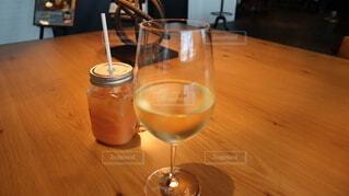 ワインとカクテルの写真・画像素材[3656462]