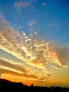夕方の写真・画像素材[3861464]