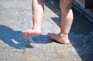 水遊びの写真・画像素材[2265638]
