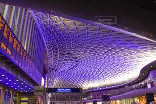 キングスクロス駅,ロンドンの写真・画像素材[4119529]