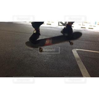 スケートボードの写真・画像素材[152916]