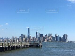 Manhattanの写真・画像素材[3667081]