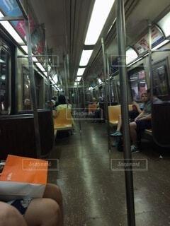 Subwayの写真・画像素材[3667090]