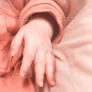 赤ちゃんの手の写真・画像素材[3669837]