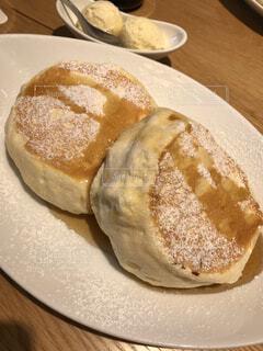 パンケーキの写真・画像素材[3672036]