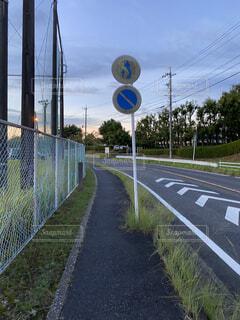 道の写真・画像素材[3683225]
