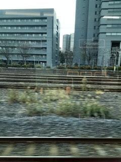 12/12 車窓 さいたま新都心付近の写真・画像素材[3969592]
