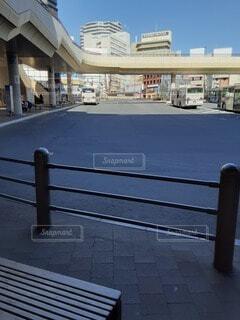 2/23 水戸駅北口にての写真・画像素材[4186730]