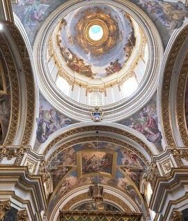 教会のクローズアップの写真・画像素材[3686900]