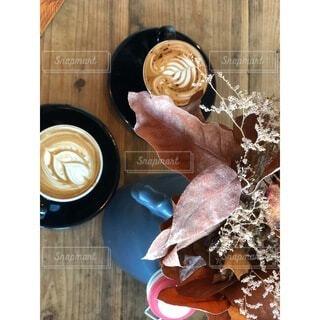 週末のコーヒータイムの写真・画像素材[3679494]