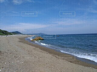 砂浜の写真・画像素材[3679197]