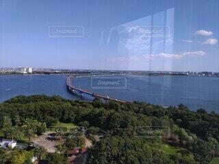 浜名湖の写真・画像素材[3680907]