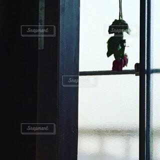 薔薇をぶら下げるの写真・画像素材[3687410]