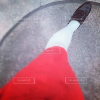 足もとの写真・画像素材[3687400]