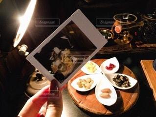 旅先の喫茶店の写真・画像素材[3689058]