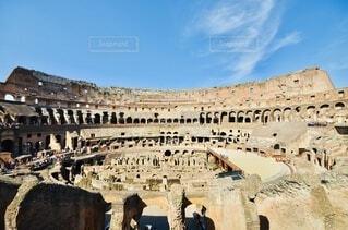 コロッセオの写真・画像素材[3687665]