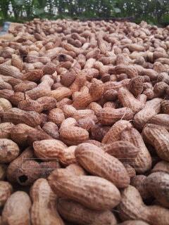 食べ物の山。の写真・画像素材[3688959]