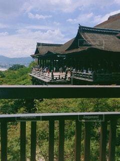 清水寺に初めて訪れたあの夏。の写真・画像素材[3689483]