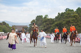 葵祭の写真・画像素材[2156252]