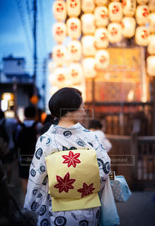 祇園祭の宵山の写真・画像素材[2335346]
