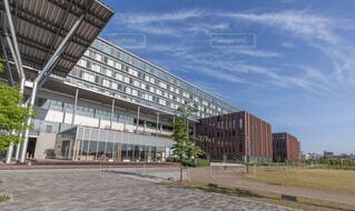 立命館大学大阪いばらきキャンパスの校舎の写真・画像素材[3652561]