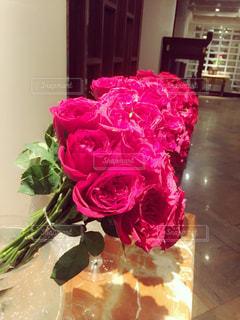 薔薇の花束の写真・画像素材[1199648]