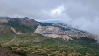 山の写真・画像素材[3777651]