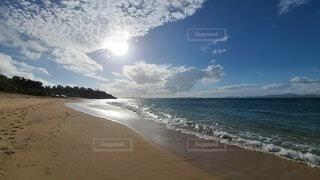 広大な海の写真・画像素材[3978358]