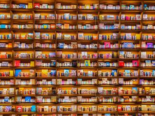 Bookshelf wallの写真・画像素材[3795264]