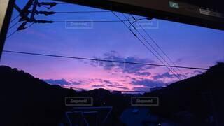 山の眺めの写真・画像素材[3702093]