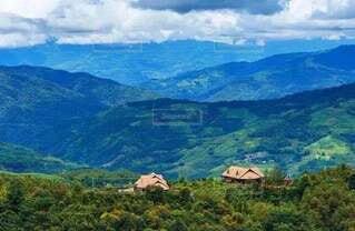 山の眺めの写真・画像素材[3702257]