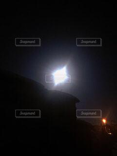 月の写真・画像素材[4269408]