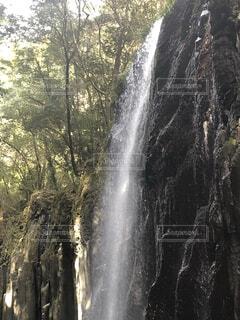 滝の写真・画像素材[3707375]
