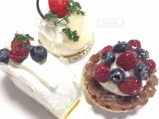 ケーキの写真・画像素材[157075]
