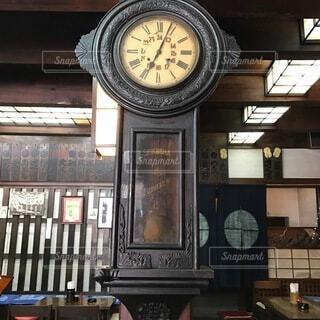 古い時計の写真・画像素材[3741582]