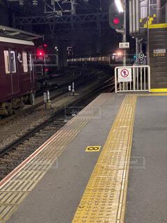 阪急電車の写真・画像素材[4758155]