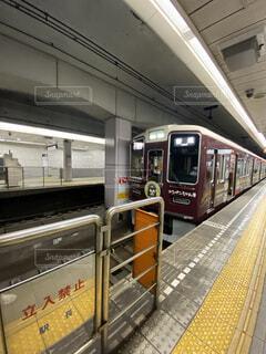 地下鉄の駅の写真・画像素材[4811696]