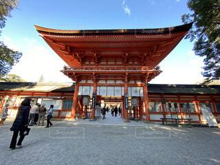 京都 下鴨神社の写真・画像素材[4811785]