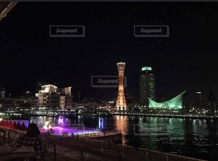 神戸のの夜景の写真・画像素材[4811784]