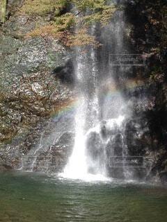 虹がの写真・画像素材[4834769]