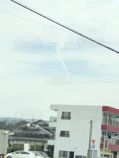 にぎやかな街道のクローズアップの写真・画像素材[3712005]